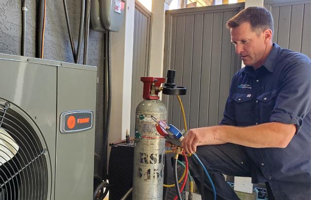 Specialized Refrigeration HVAC-R Services